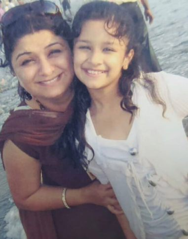 Avneet Kaur Mother