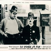 Biography of Eric Campbell, Charlie Chaplin's on-screen nemesis