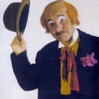 Arthur Pedlar - famous English clown
