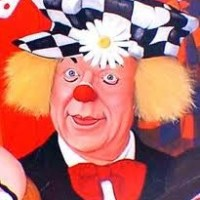 Oleg Popov, the Sunshine Clown