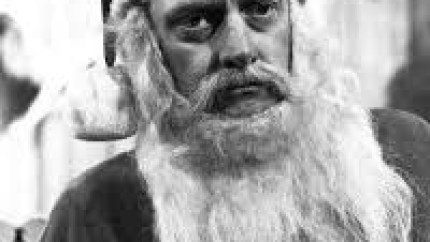 Art Carney as drunkenSanta Claus in the Twilight Zone episode, Night of the Meek
