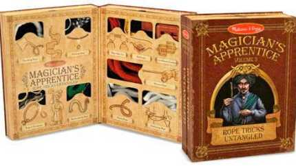 Melissa & Doug - Magician's Apprentice volume 3 - Rope Tricks Untangled