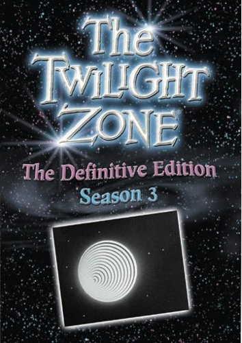 The Twilight Zone - the definitive edition - Season 3 - DVD