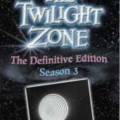 The Twilight Zone - the definitive edition - Season 3 - DVD
