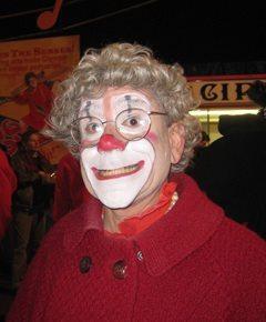 Barry Lubin as Grandma