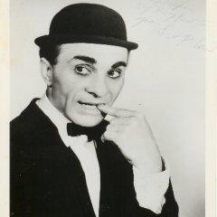 George Carl autographed photo