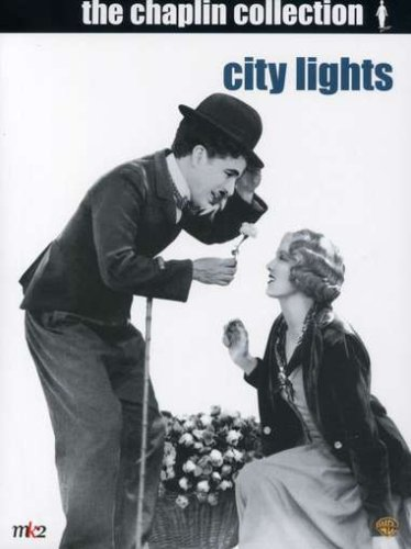 City Lights - The Chaplin Collection, starring Charlie Chaplin, Virginia Cherill, DVD cover