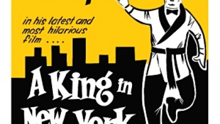 movie review of A King in New York (1957) starring Charlie Chaplin, Dawn Addams