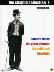 The Chaplin Collection, volume 1 - contains Modern Times, The Great Dictator, The Gold Rush