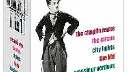 The Chaplin Collection volume two - The Chaplin Revue - The Circus - City Lights - The Kid - Monsieur Verdoux - A King in New York - A Woman of Paris