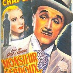 DVD review of Monsieur Verdoux, starring Charlie Chaplin, Martha Raye