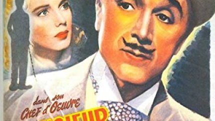 DVD review of Monsieur Verdoux, starring Charlie Chaplin, Martha Raye