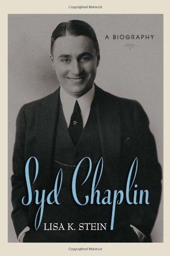 Biography of Sydney Chaplin (March 16, 1885 - April 15, 1965)