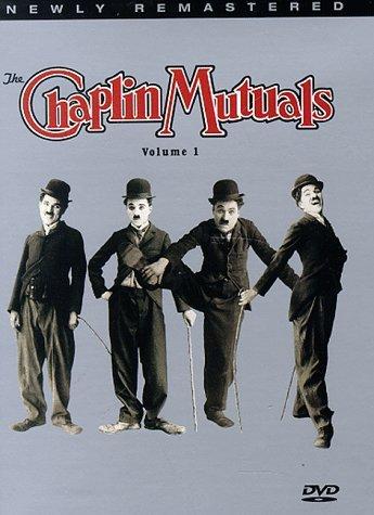 DVD - The Chaplin Mutuals, volume 1