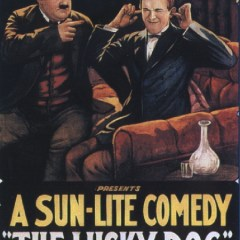 The Lucky Dog - Laurel and Hardy's first film together