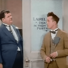 Chickens Come Home - Oliver Hardy and Stan Laurel