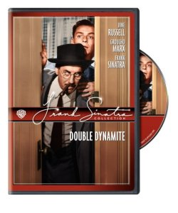 Double Dynamite, starring Groucho Marx, Jane Russell, Frank Sinatra