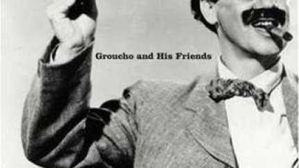"Hello, I Must Be Going: Groucho and His Friends - ""Reading Hello, I Must Be Going is like really being there. And I should know. I love the book."" - Zeppo Marx"