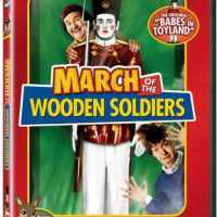 Laurel and Hardy's March of the Wooden Soldiers
