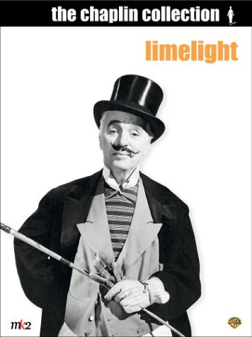 Limelight, starring Charlie Chaplin as Calvero