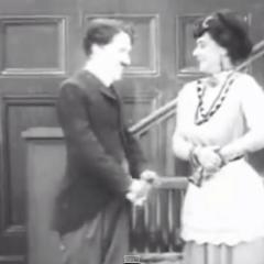 The Star Boarder - Charlie Chaplin and his landlady