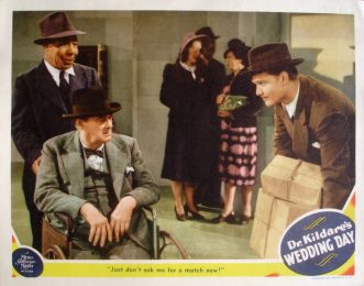 Red Skelton in a very funny bit in Dr. Kildare's Wedding Day