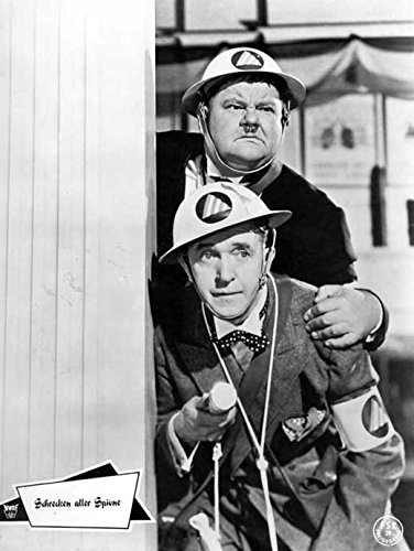 Air Raid Wardens (1943) starring Stan Laurel, Oliver Hardy, Edgar Kennedy
