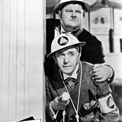 Air Raid Wardens (1943) starring Stan Laurel, Oliver Hardy, Edgar Kennedy