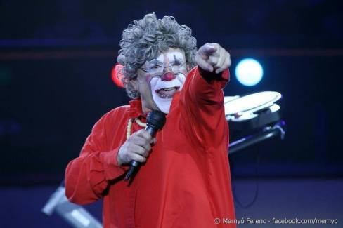 Congrats to ICHOF Inductee Barry Lubin as he is inducted into the Circus Hall of Fame in Peru, Indiana. He is only the 12th clown inducted, and the very first Clown College graduate to be included in the prestigious Hall that celebrates all sides of of the circus business.