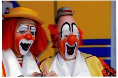 Greg DeSanto and Lou Jacobs