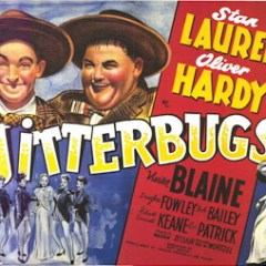 Jitterbugs (1943) starring Stan Laurel and Oliver Hardy, Bob Bailey, Vivian Blaine