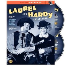 TCM Archives - The Laurel and Hardy Collection (The Devil's Brother / Bonnie Scotland) (1933)