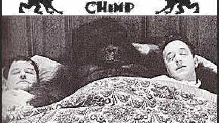 The Chimp, starring Stan Laurel, Oliver Hardy, Billy Gilbert, James Finlayson