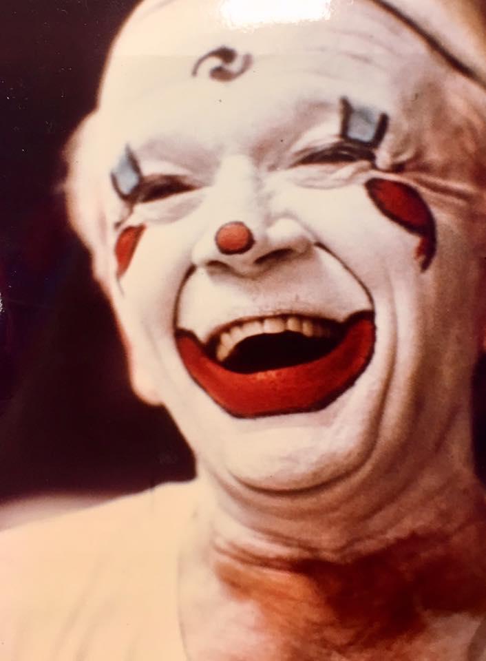 Bobby Kaye laughing