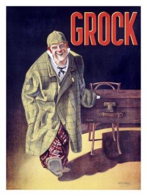 Grock Poster