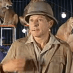 Merry Andrew - Danny Kaye in the lions' cage