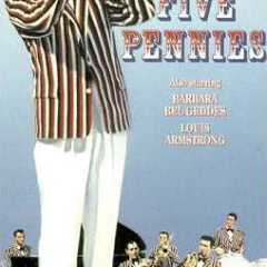 The Five Pennies (1959) starring Danny Kaye, Barbara Bel Geddes, Louis Armstrong