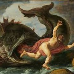 Jonah and the fish - clown skit