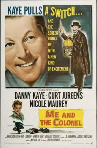 Me and the Colonel, starring Danny Kaye