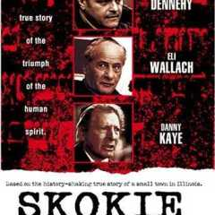 Skokie (1981) - a Danny Kaye movie made for TV, co-starring Brian Dennehy, Eli Wallach