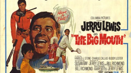 The Big Mouth (1967) starring Jerry Lewis, Del Moore, Charlie Callas