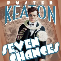 Seven Chances (1925) starring Buster Keaton, Ruth Dwyer