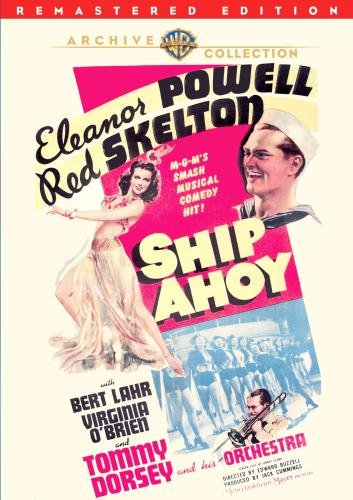 Ship Ahoy (1942) - Red Skelton, Bert Lahr, Eleanor Powell, Virginia Mayo