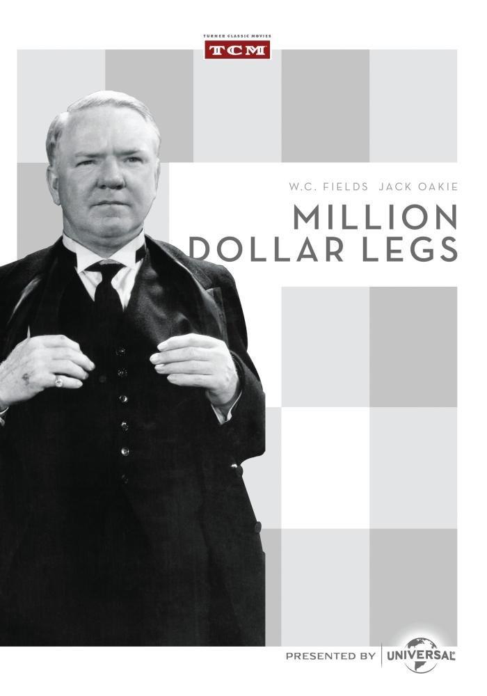 Million Dollar Legs (1932) starring W. C. Fields, Jackie Oakley, Susan Fleming