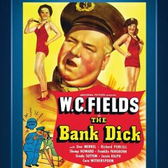 The Bank Dick (1940) starring W. C. Fields, Una Merkel, Franklin Pangborn, Shemp Howard