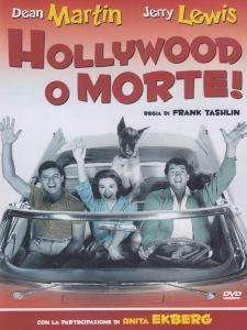 Hollywood or Bust, starring Dean Martin, Jerry Lewis,Pat Crowley,Anita Ekberg