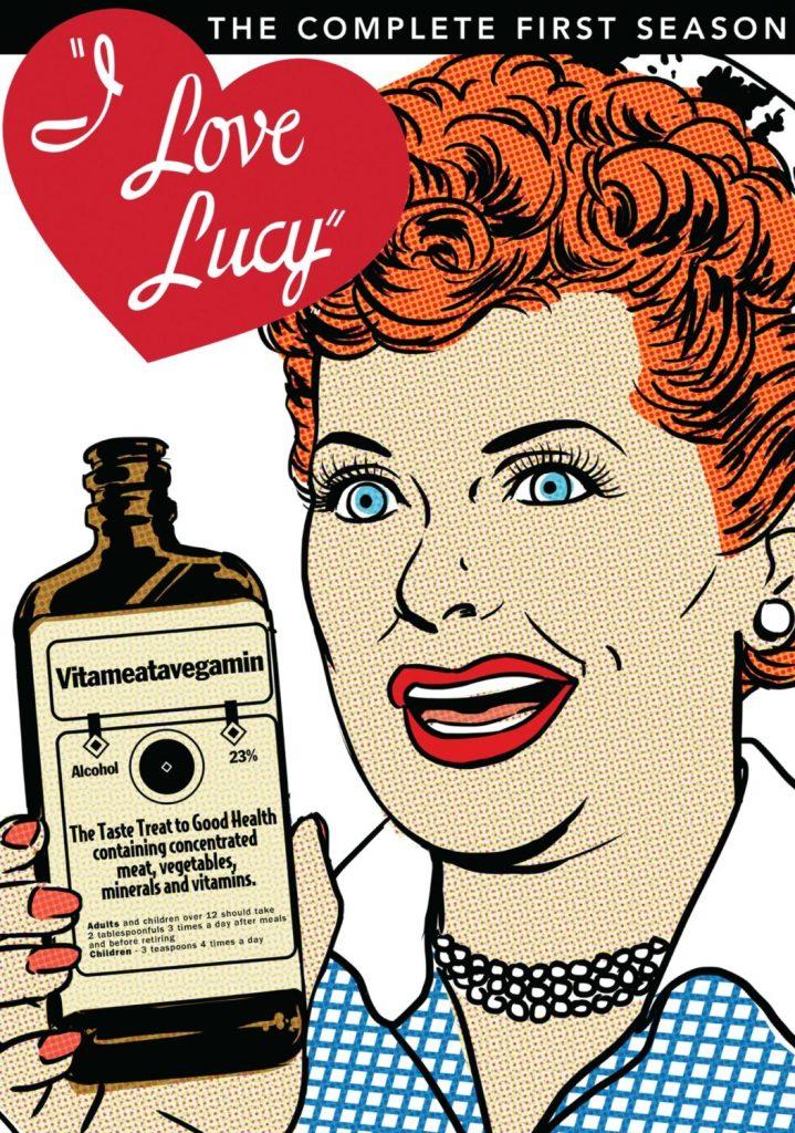 I Love Lucy season 1