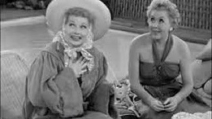 The Fashion Show - I Love Lucy season 4, episode 117, originally aired 2/28/1955