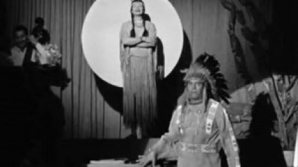 I Love Lucy - The Indian Show - Lucille Ball and Desi Arnaz performing 'By the Waters of the Minnetonka'