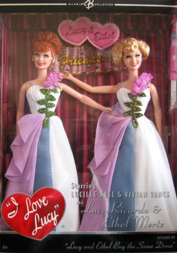 Barbie - Lucy and Ethel Buy the Same Dress Giftset - Episode 69